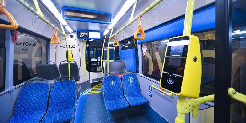 Электробусы заменили автобусы на маршруте №810 в СВАО