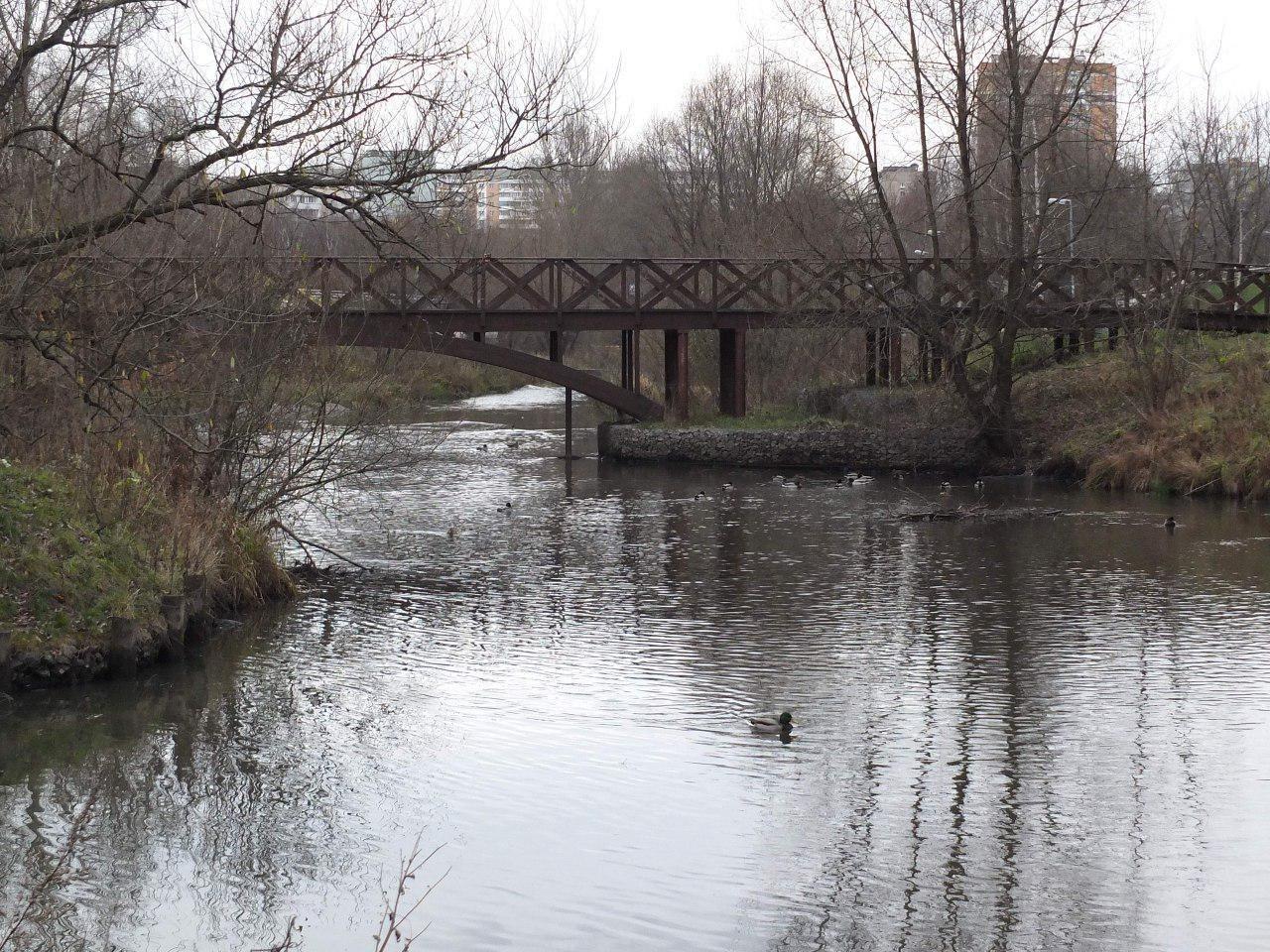 Рекреационные территории вдоль реки Яузы объединят в крупный парк