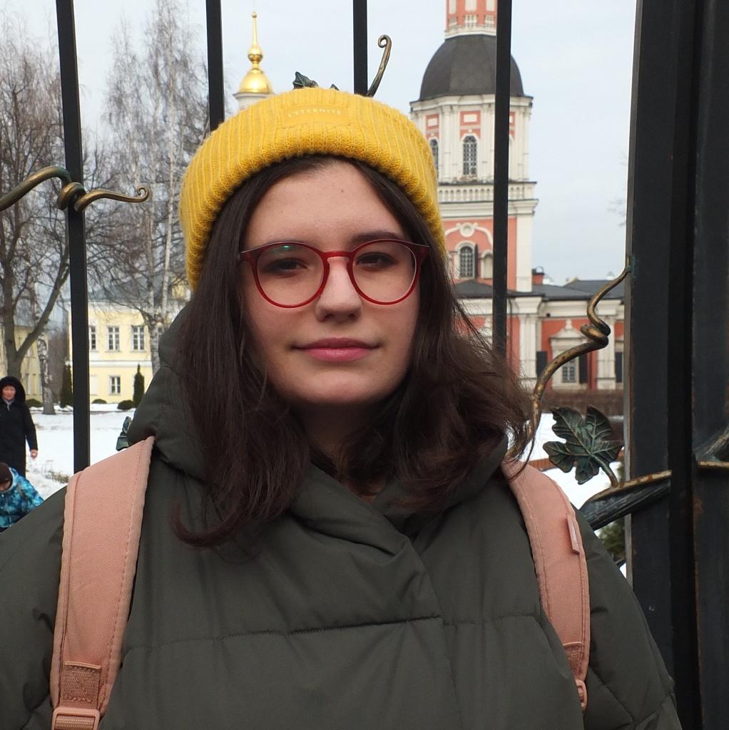 Студентка-историк Мария Саатчян знакомит горожан с прошлым района Свиблово