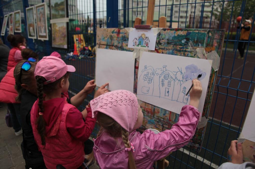 Благотворительная акция «Коробки храбрости» стартовала в Свиблове