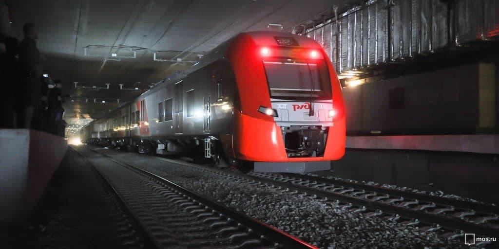 Интервал движения поездов на МЦК восстановлен